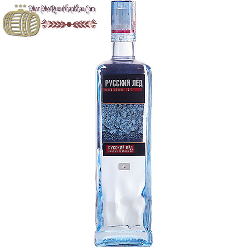 Rượu Vodka Russian Ice