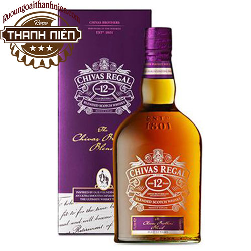 chivas 12 the borther blend