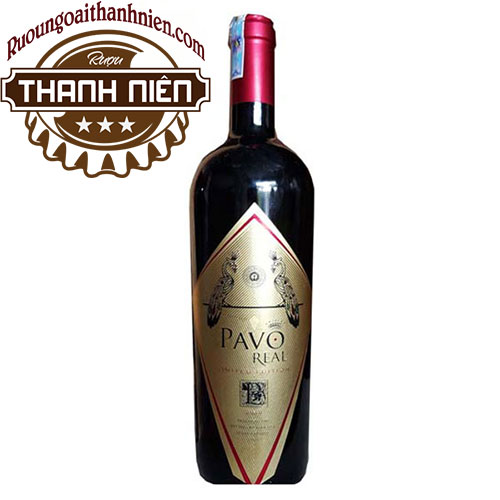 Pavo Real Limited Edition Cabernet-Carmenere